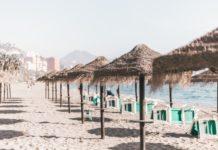 malaga stranden