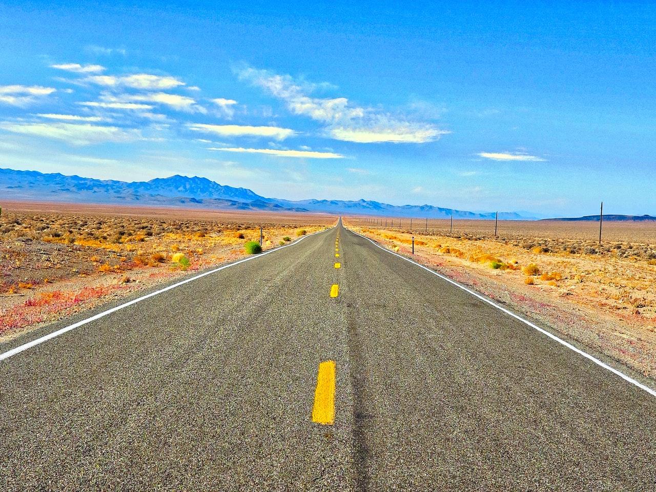 USA vej